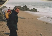 Kynance Cove - Dec'99