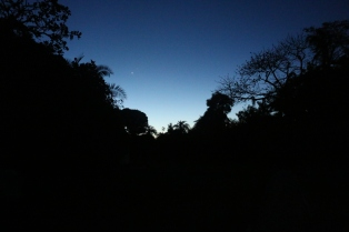 Night Sky on Rubondo