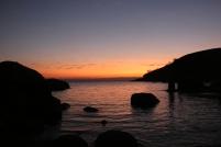 Sunrise at Monkey Bay