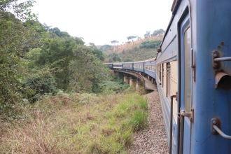 TAZARA Train