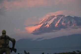 Kilimanjaro Sunset