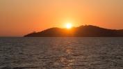Sunset over Lake Victoria