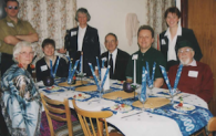 New Year's Eve 1999 - Family Celebration in Penzance, Cornwall