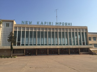 Day 22 - Kapiri Mposhi Station