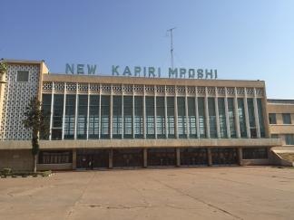 Day 22 - Kapiri Mposhi Station