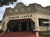 Day 27 - Union Cafe - Moshi
