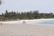 Day 25- Kipepeo Beach