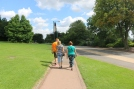 Walk to Trent Building
